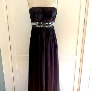 Carlos Miele Stunning Strapless Dress ☆ New w Tags